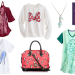 Disney spring fashion items van DisneyStore.com