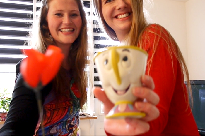 filmpje beauty and the beast musical vlog