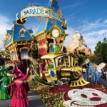 Top 5 Disney parade liedjes