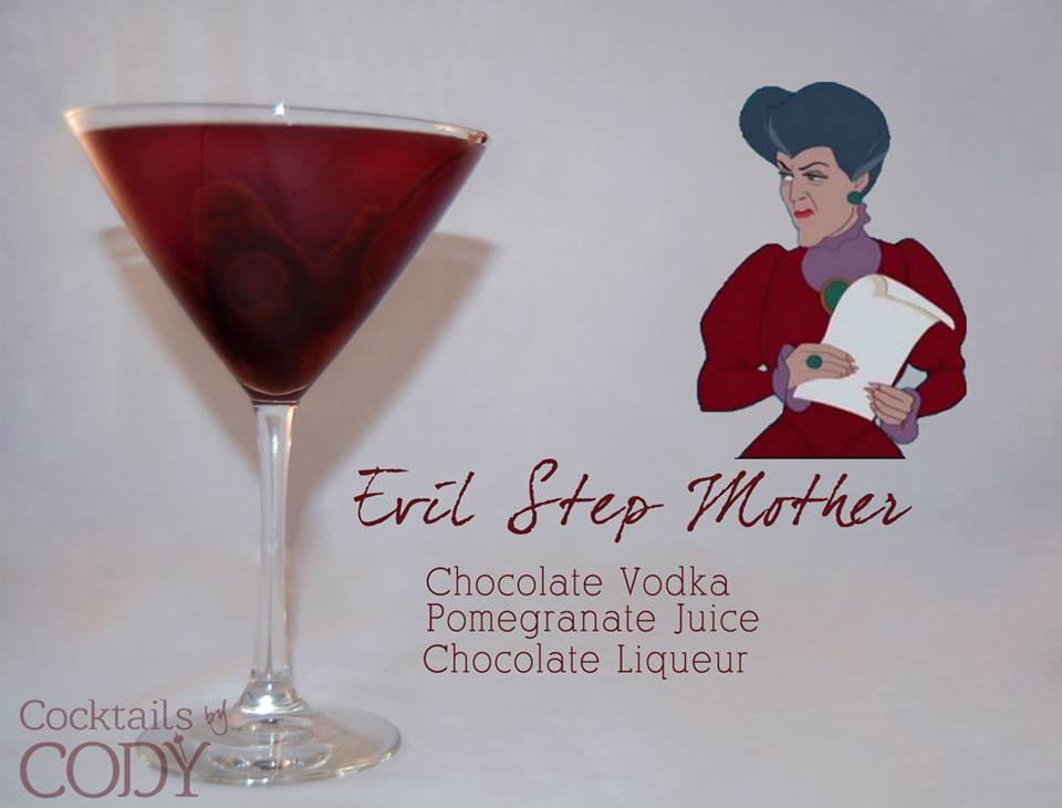 disney cocktails