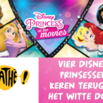 Disney Princess At The Movies: in november bij Pathé
