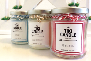 Uitslag winactie: The Tiki Candle Company geurkaars