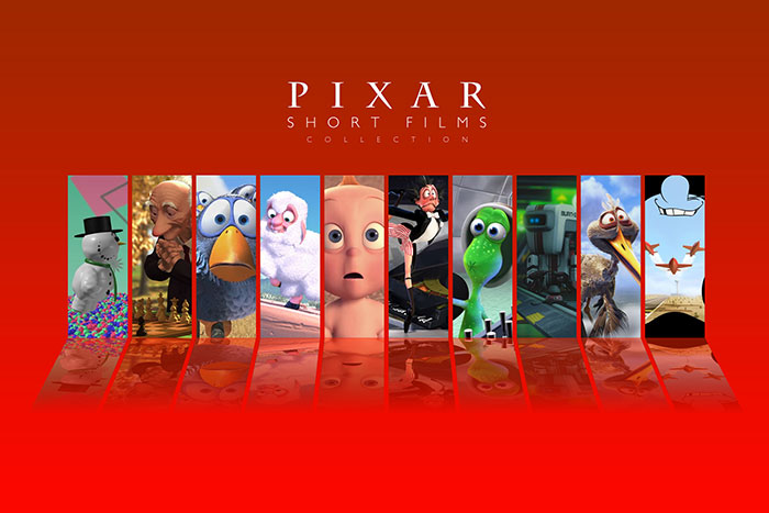 pixar short films