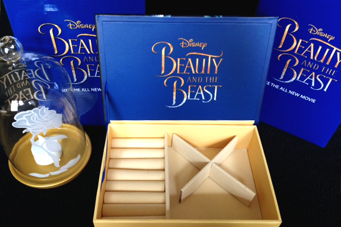 beauty and the beast merchandise