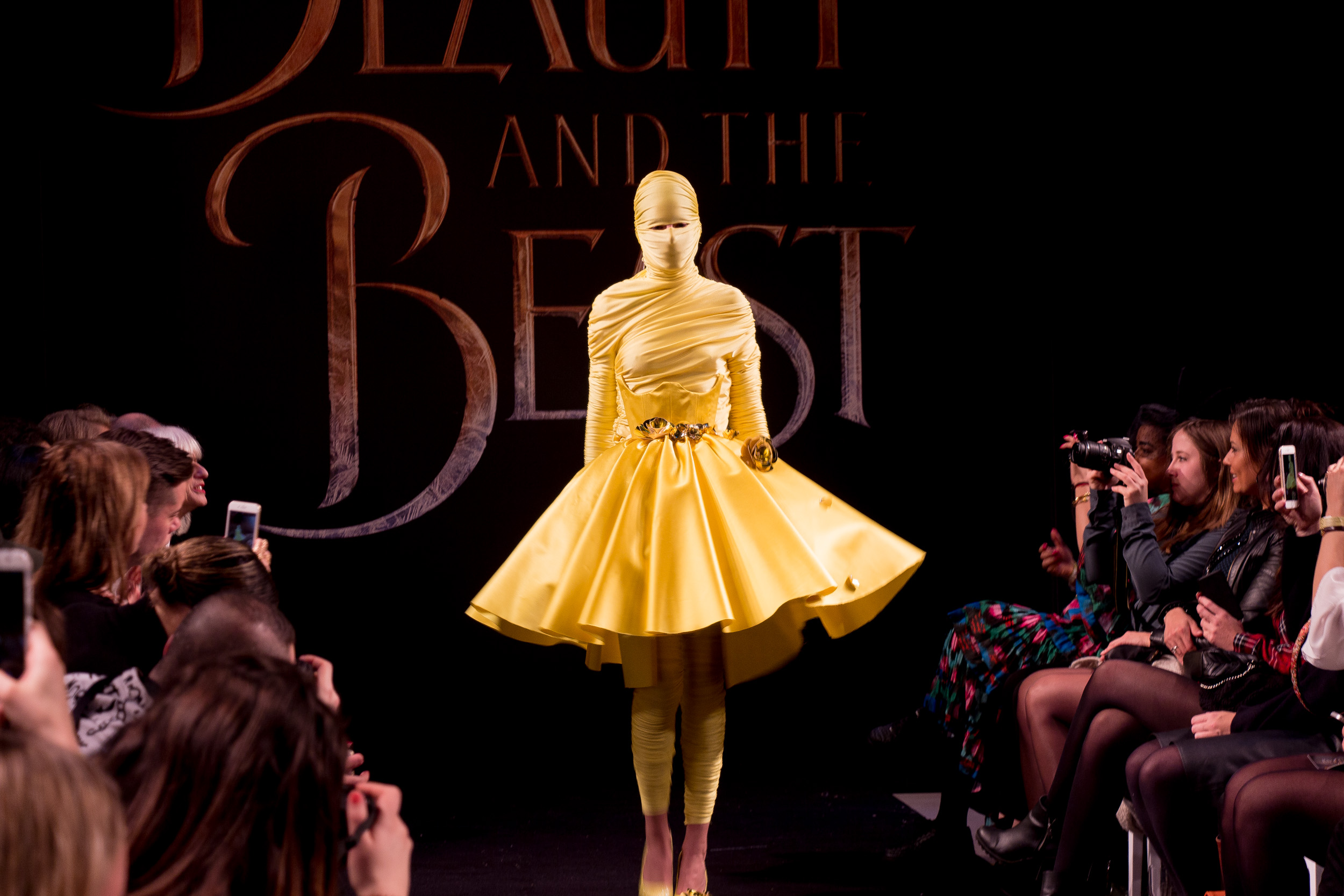 beauty and the beast fashion