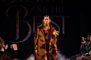 Beauty And The Beast Fashion op de AFW