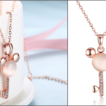 Uitslag winactie: rose gouden Mickey Mouse ketting