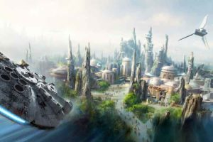 Star Wars land in Orlando!