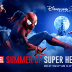 Marvel helden komen naar Disneyland in 2018